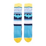 DC Comics - Batman Blue Crew Socks - Packshot 2