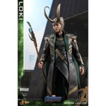"Marvel - Avengers: End Game - Loki 1:6 Scale 12"" Action Figure - Packshot 5"