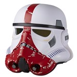 Star Wars - Black Series Incinerator Stormtrooper Premium Electronic Helmet Replica - Packshot 1