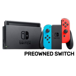 Nintendo Switch Console (Refurbished by EB Games) (preowned) - Nintendo Switch