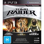 Tomb Raider Trilogy - Packshot 1