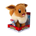 "Pokemon - Eevee 12"" Plush - Packshot 1"