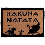Disney - Lion King Hakuna Matata Doormat - Packshot 1