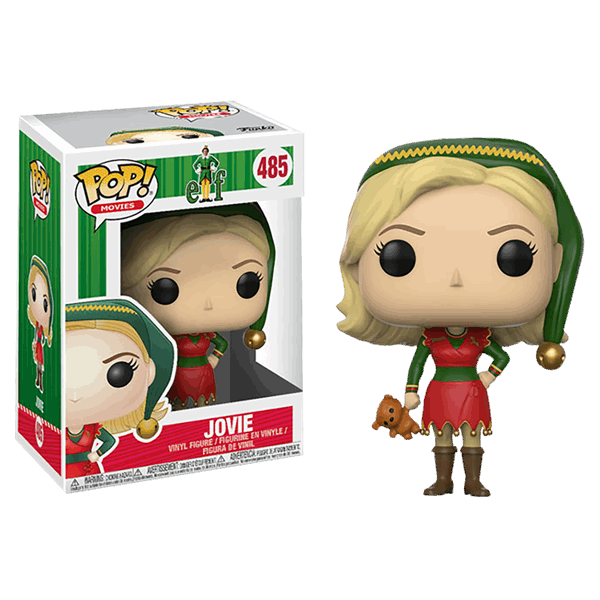 Elf - Jovie Pop! Vinyl Figure - Packshot 1
