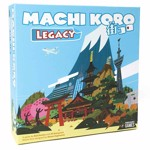 Machi Koro Legacy Board Game - Packshot 1