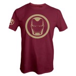 Marvel - Avengers: Endgame - Iron-Man Red T-Shirt - XL - Packshot 1