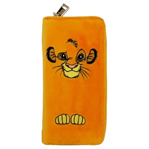 Disney - The Lion King Simba Faux-Fur Wallet
