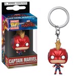 Marvel - Captain Marvel - Captain Marvel (Masked) Pocket Pop! Keychain - Packshot 1