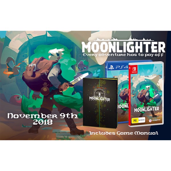 Moonlighter - Packshot 2