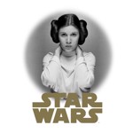 Star Wars - May The 4th Princess T-Shirt - Packshot 2
