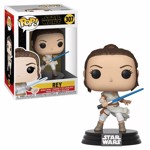 Star Wars - Episode IX - Rey Pop! Vinyl Figure - Packshot 1