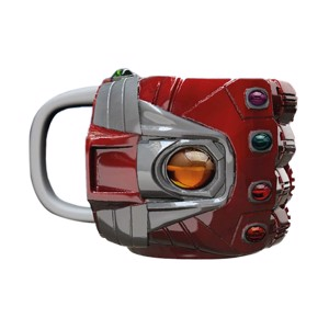 Marvel - Avengers: Endgame - Nano Gauntlet Moulded Mug - Things For Home