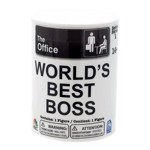 The Office - World's Best Boss Series 1 Mystery Pack (Single Blind Box) - Packshot 1