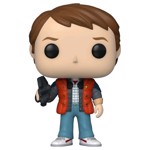 Back to the Future - Marty in Puffy Vest Pop! Vinyl Figure - Packshot 1