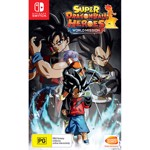 Super Dragon Ball Heroes World Mission - Packshot 1