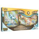 Pokemon - TCG - Dragon Majesty Salamence GX/White Kyurem GX Box - Packshot 1