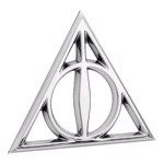 Harry Potter - Deathly Hallows Decal - Packshot 1