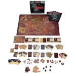 Fury of Dracula Fourth Edition Board Game - Packshot 2