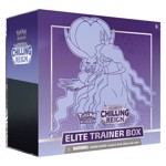Pokemon - TCG - Sword & Shield Chilling Reign Elite Trainer Box - Packshot 3