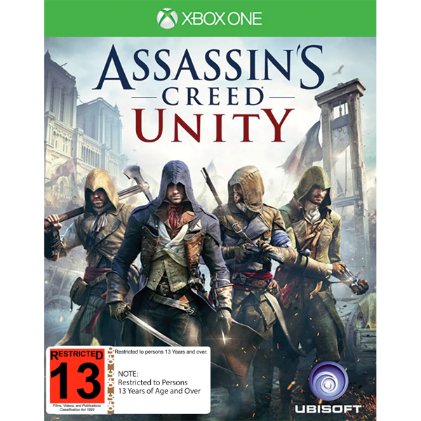 Assassin's Creed Unity - Packshot 1