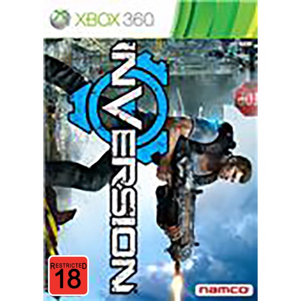 Inversion - Packshot 1