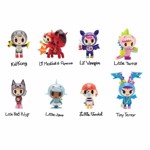 Tokidoki - Little Terrors Series 1 Blind Box (Single Box) - Packshot 2