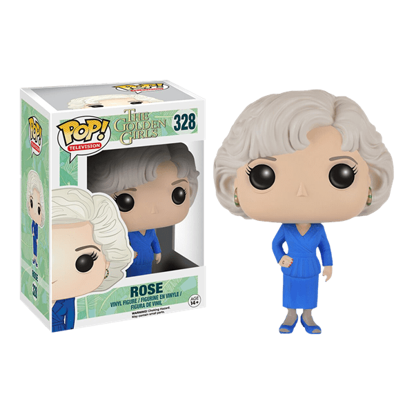 The Golden Girls - Rose Pop! Vinyl Figure - Packshot 1