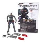 "Overwatch - Blackwatch Reyes 6"" Ultimates Series Collectible Action Figure - Packshot 3"