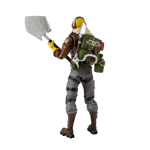 "Fortnite - Raptor 7"" Figure - Packshot 2"