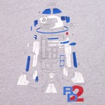 Star Wars - R2-D2 Some Assembly Required Men's T-Shirt - Packshot 2