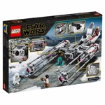 Star Wars - LEGO Resistance Y-Wing Starfighter - Packshot 5