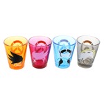 Overwatch - Character 4-Pack Shot Glass  - Packshot 1