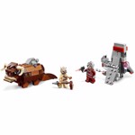 Star Wars - LEGO T-16 Skyhopper vs Bantha Microfighters - Packshot 3
