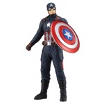 Marvel - Avengers - Marvel Metacolle Captain America Figure - Packshot 3