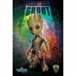Marvel - Guardians of The Galaxy 2 - I Am Groot Space Poster - Packshot 1