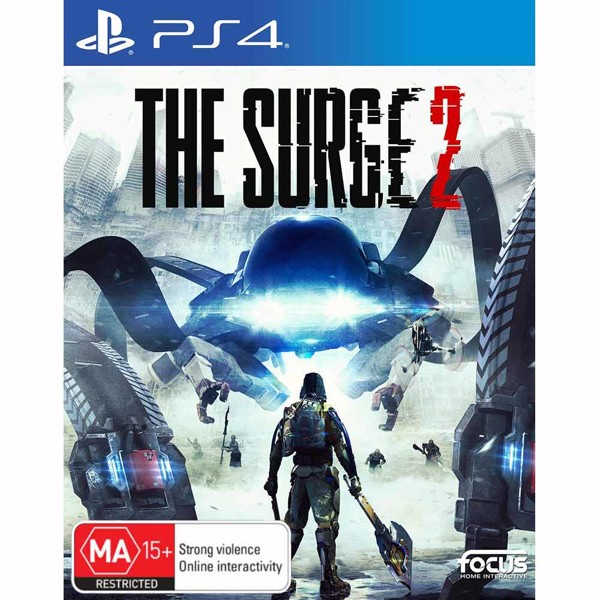 The Surge 2 - Packshot 1