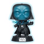 Star Wars - Episode VI - Darth Vader Electrocuted Glow Pop! Vinyl Figure - Packshot 1