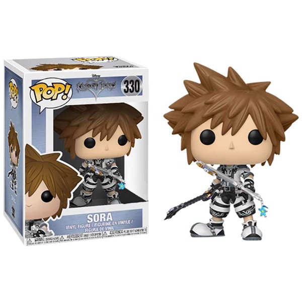 Kingdom Hearts - Final Form Sora Pop! Vinyl Figure - Packshot 1