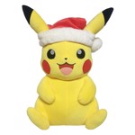 "Pokemon - Pikachu Holiday 24"" Plush - Packshot 1"