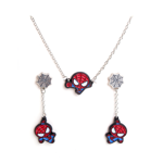 Marvel - Spider-Man - Necklace and Earrings Set - Packshot 1