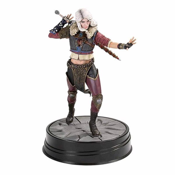 "The Witcher 3: Wild Hunt - Ciri Series 2 10"" Statue - Packshot 1"