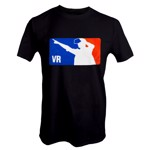 ThinkGeek - VR Gaming Black Mens T-Shirt - M - Packshot 1