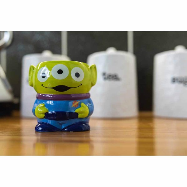 Disney - Toy Story - Alien Moulded Mug - Packshot 3