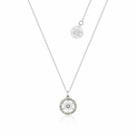 Disney - Frozen 2 Disney Couture Snowflake August Peridot Birthstone Necklace - Packshot 1