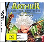 Arthur and the Invisibles - Packshot 1