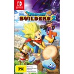 Dragon Quest Builders 2 - Packshot 1