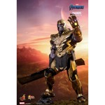 "Marvel - Avengers 4: Endgame - Thanos 12"" 1/6 Scale Action Figure - Packshot 4"
