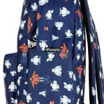 Disney - Big Hero 6 Baymax Blue Loungefly Backpack - Packshot 3