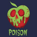 Disney - Snow White and the Seven Dwarfs - Poison Apple T-Shirt - XS - Packshot 2