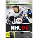 NHL 07 - Packshot 1